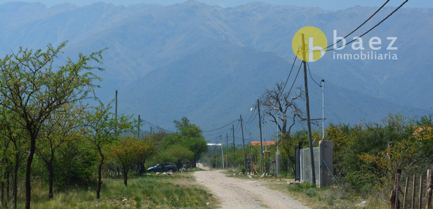 LOTES DE 1130M2 EN CARPINTERÍA