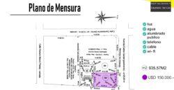 LOTE DE 935M2 EN MERLO