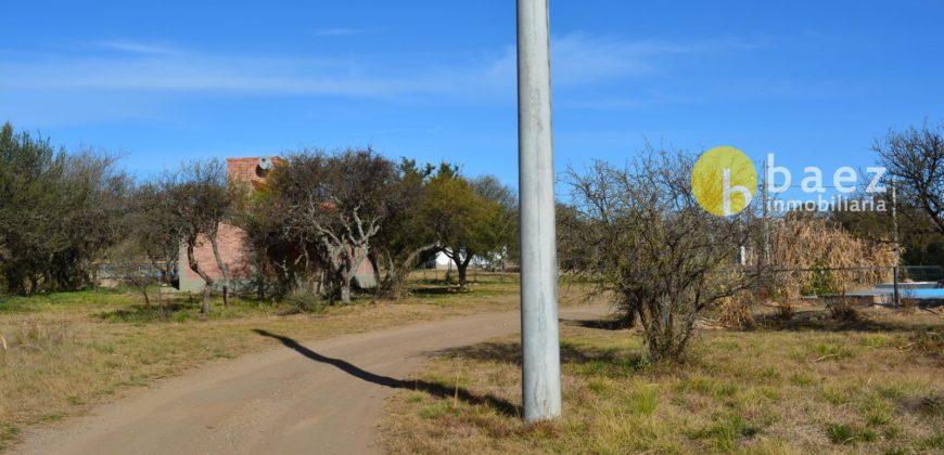 LOTE DE 1500M2 EN CORTADERAS