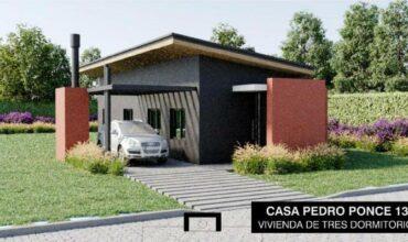 PRE-VENTA CASA-CARPINTERIA