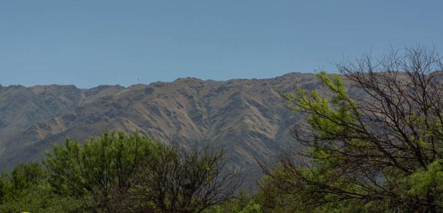 LOTE DE 2.380MTS EN LOS MOLLES